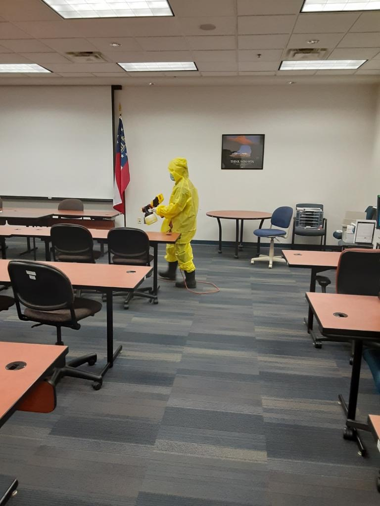 TruShine Services explained why every business house in Atlanta requires their professional commercial cleaning